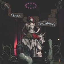 'Who Is Chess Countess?' EP, released 2011.