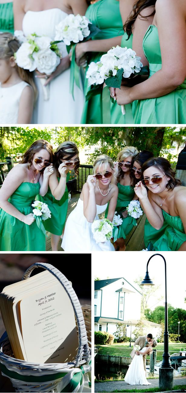 95 best green bridesmaid dresses images on pinterest green love the green bridesmaids dresses ombrellifo Choice Image