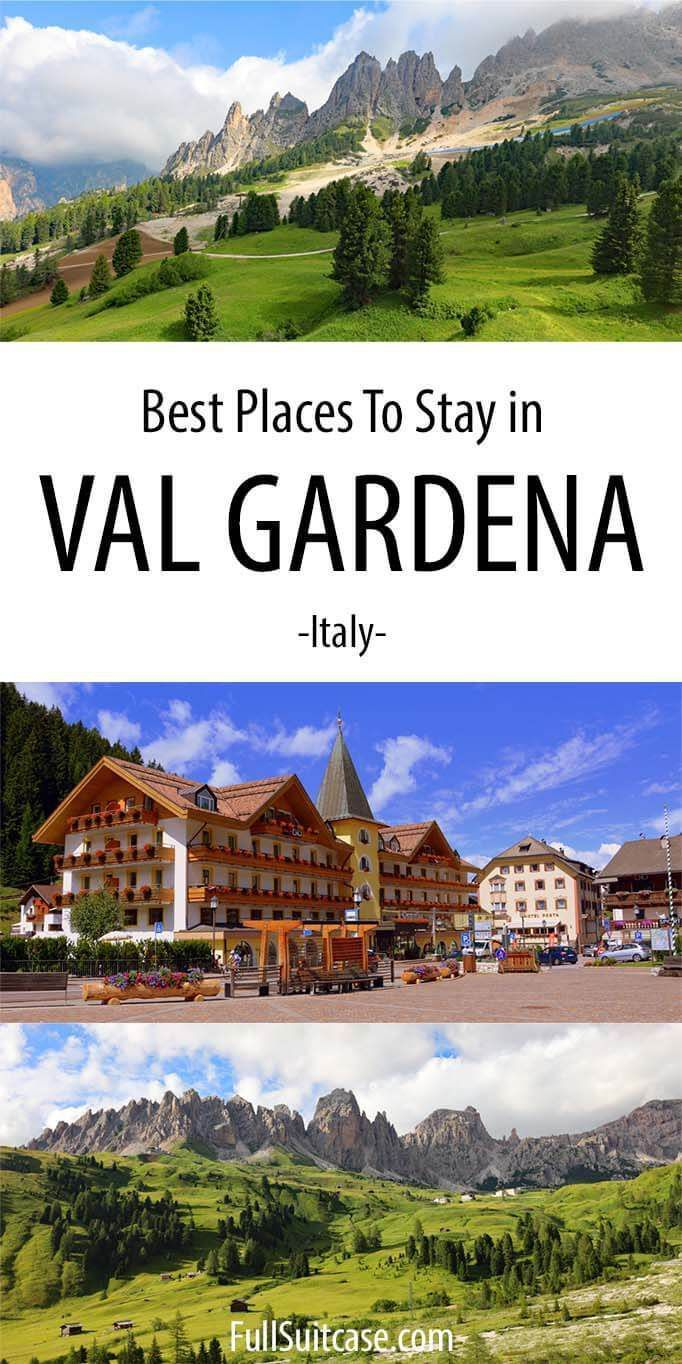 Ultimate Val Gardena Hotel Accommodation Guide Best Hotels