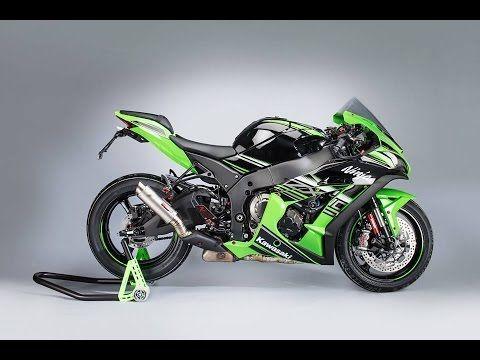 Kawasaki ZX 10R 2016 By Lightech Racing