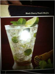OB Black Cherry Peach Mojitos<3