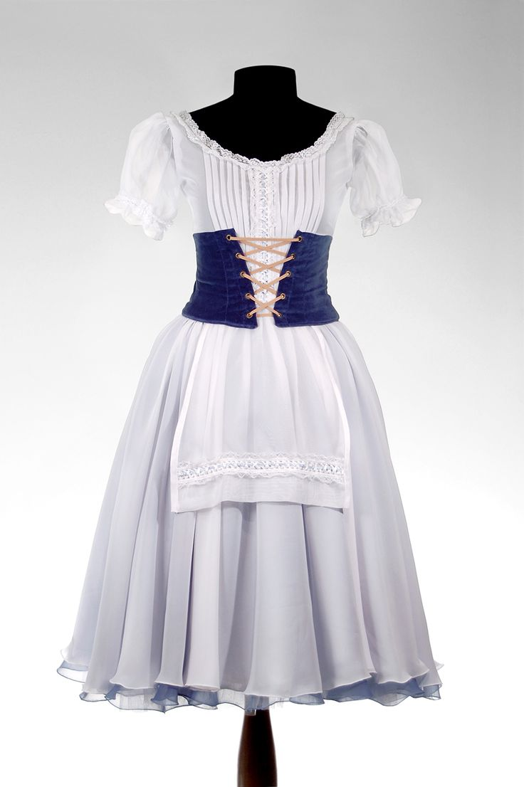 Giselle · Ballet · Costume Designer · Diseño de Vestuario: Ana Carolina Figueroa
