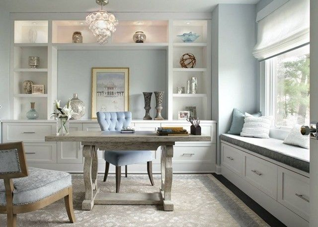 344 Best Home Office Craft Room Images On Pinterest | Craft Rooms, Office  Spaces And Craft Space