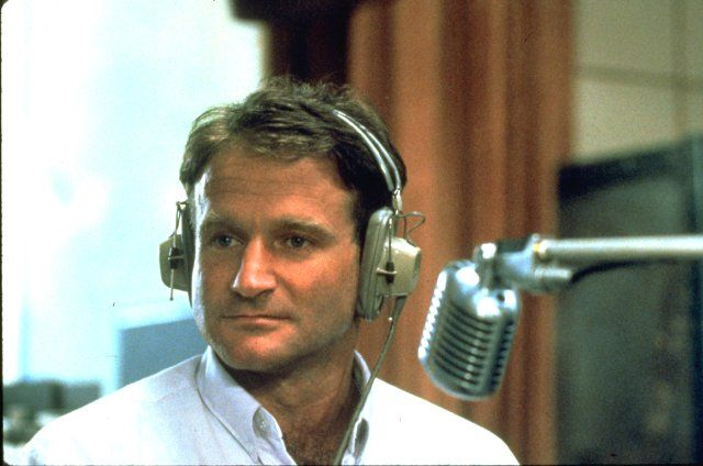 Robin Williams in Good Morning, Vietnam