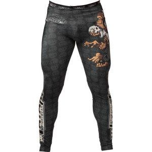 Monkey Pattern Sports Training Tights Muay Thai Boxing Clothing Muay Thai Clothing MMA Pants Kickboxing Shorts Boxeo