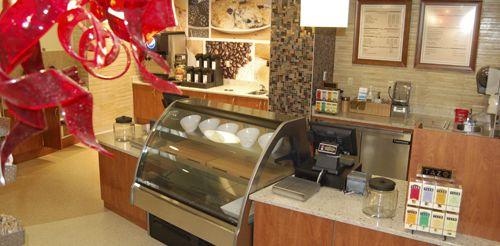 Andromeda's Nastro at Boone Hospital Center (snack bar Boone Appétit)