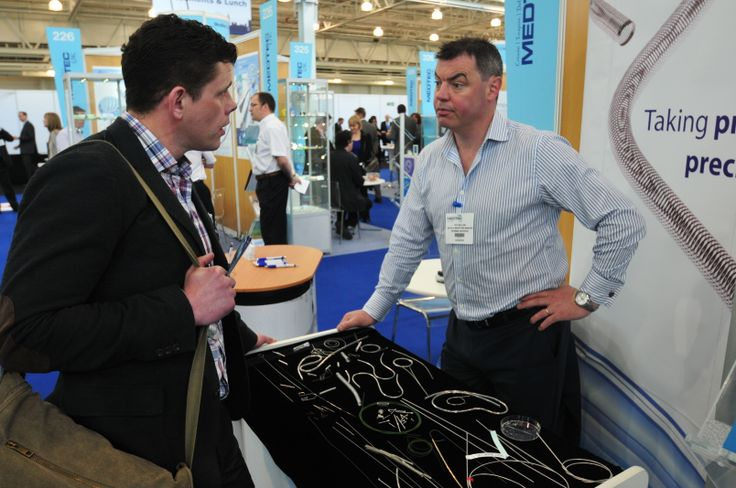 Shannon MicroCoil exhibiting at MEDTEC UK 2013