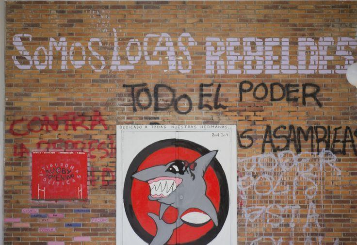 Facultad de Ciencias Políticas, Sociología y Trabajo Social. Madrid. 2015.