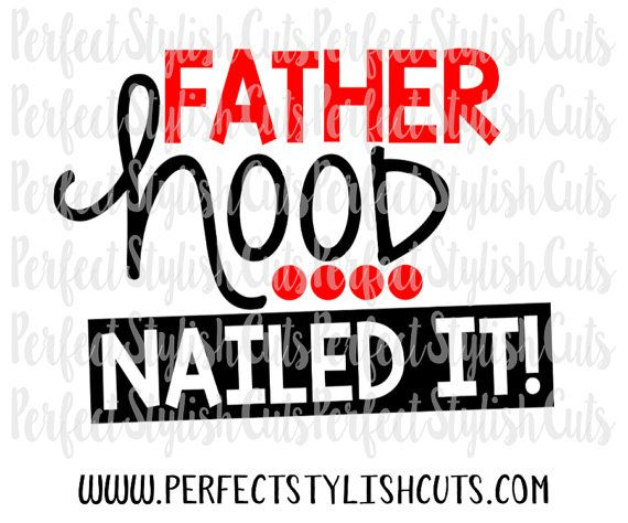 Best Fathers Day Svg Cutting Files Images On