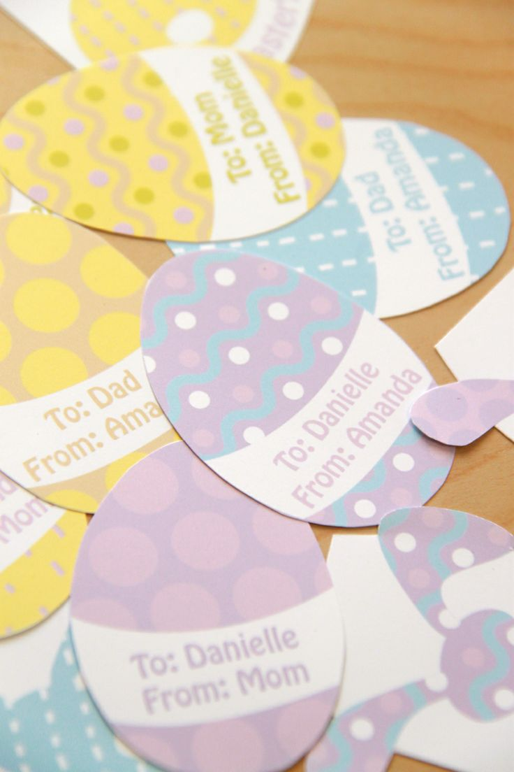 197 best easter party bunny party ideas images on pinterest personalized easter gift tags by pixiebearparty on etsy negle Images