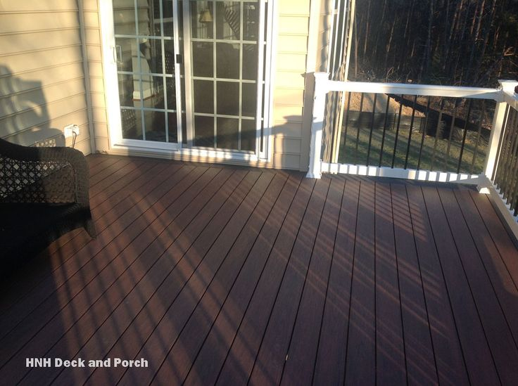 Hnh Low Maintenance Amp Wood Decks A Collection Of Ideas To