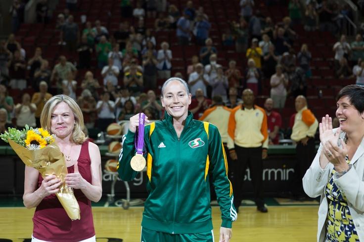 Sue Bird Gold Medal