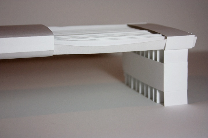 how to build a bridge out of paper