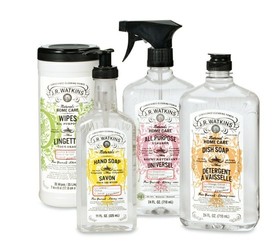 J R Watkins Brand Products Use Only The Finest Natural