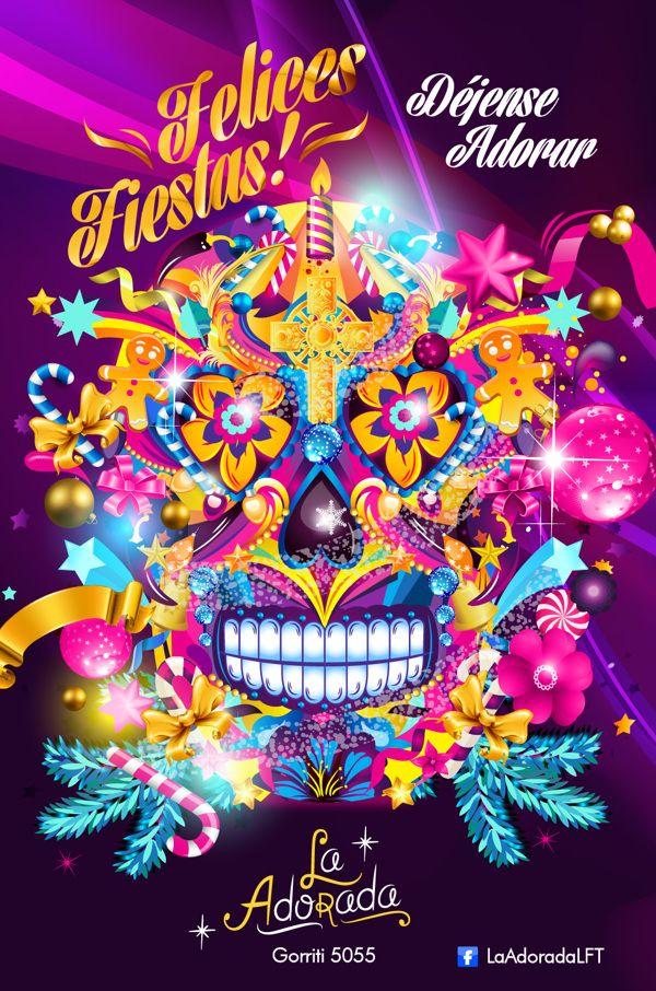 Flyer La Fabrica del Taco by FLY DESIGN STUDIO , via Behance