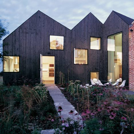 This extension to a mill-keeper's house on the Norfolk Broads by London studio Acme has been awarded the RIBA Manser Medal 2010 for the best new house in the UK.