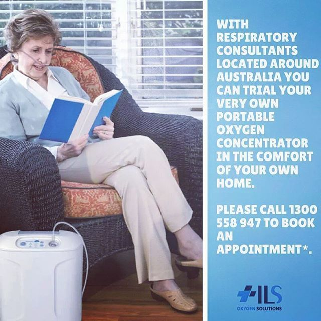 WE COME TO YOU!  With respiratory consultants located around Australia you can trial your very own #PortableOxygenConcentrator in the comfort of your own home. Please call 1300 558 947 to book an appointment*. .www.oxygensolutions.com.au