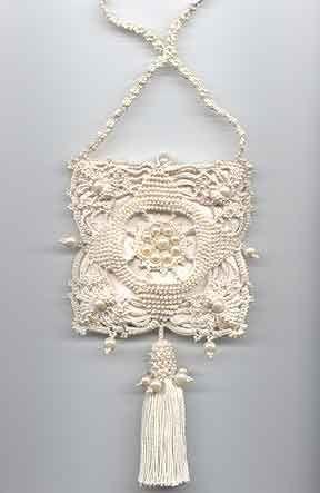 17 Best images about Victorian Crochet Purses on Pinterest ...