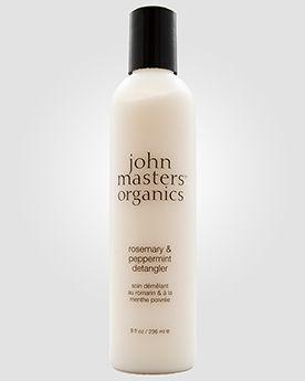 Средство для облегчения расчесывания волос John Masters Organics «Розмарин и мята перечная» – это, прежде всего, ненавязчивый кондиционер с ...