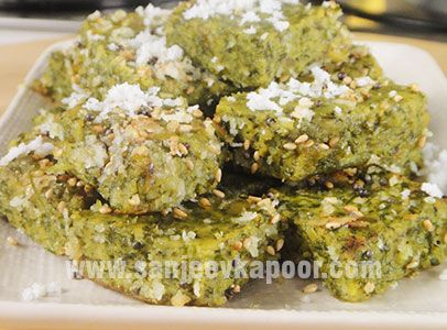 25 best maharashtrian cuisine images on pinterest sanjeev kapoor how to make kothimbir wadi traditional maharashtrian snack find this pin and more on maharashtrian cuisine by sanjeevkapoor forumfinder Image collections