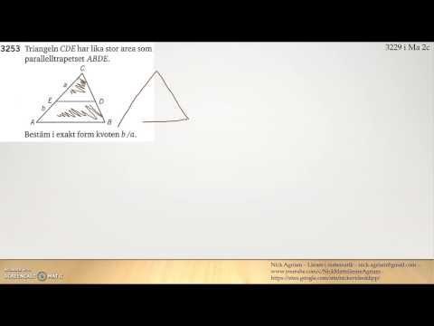 Matematik 5000 Ma 2b   Kapitel 3   Area  och volymskala   3253