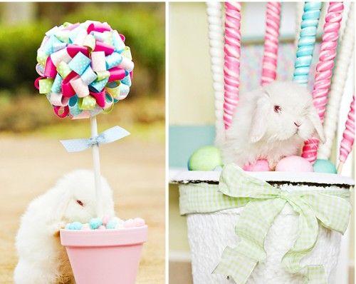 Ideas para la Decoración en Pascuas