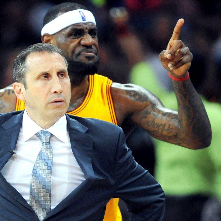 Cavaliers coach David Blatt defends his yielding to LeBron James