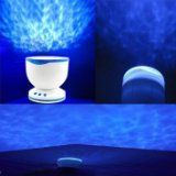 Ozean Meer LED-Nachtlicht Projektor
