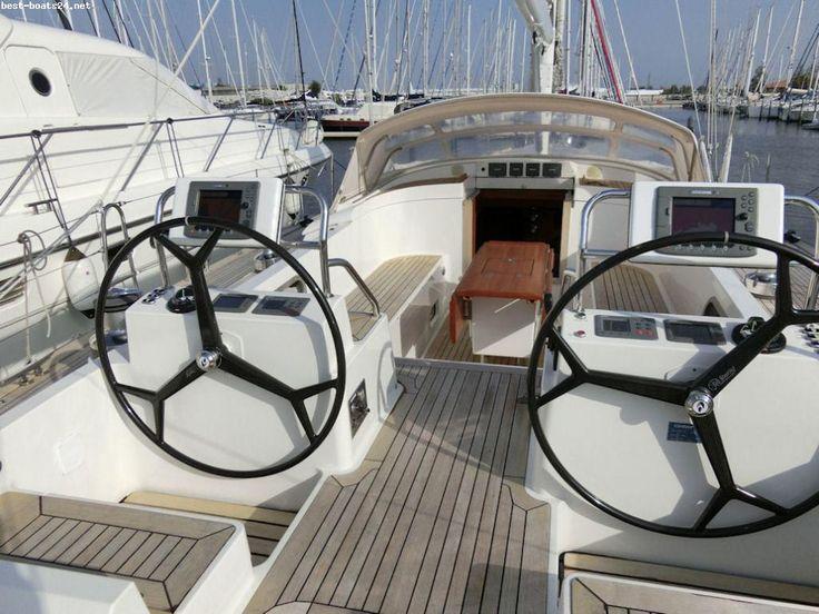 Das wunderschöne CONYPLEX 60CS (62CS) Segelboot bei BEST-Boats24 kaufen!   BEST-Boats24 - We are boats.