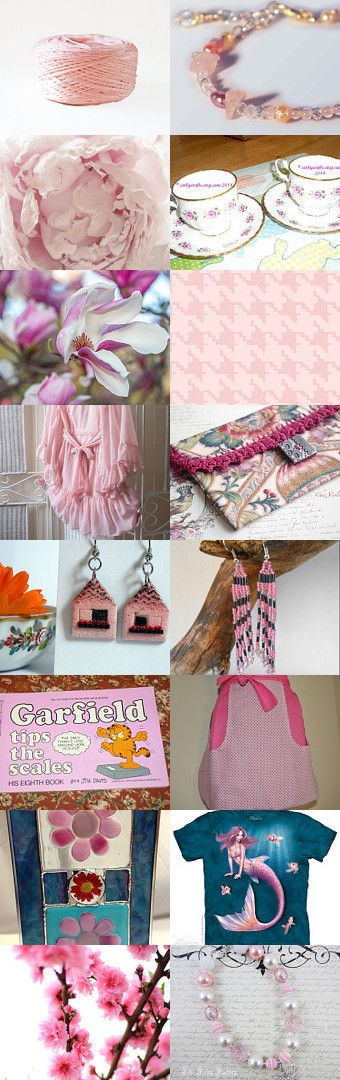 Pink dreams by Renattoni on Etsy--Pinned with TreasuryPin.com