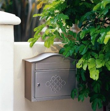 The Peninsula - asian - mailboxes - los angeles - Architectural Mailboxes