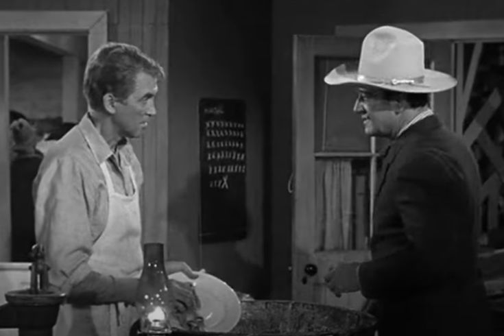 The Man Who Shot Liberty Valance Famed Director John Ford S Final Western Western Film John Ford The Man