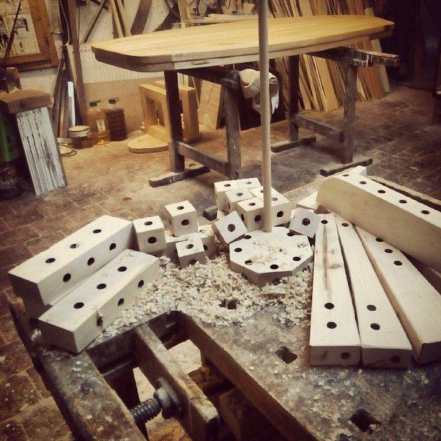 ..making buildings blocks for my daughter