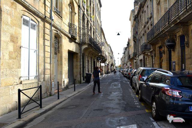 Bordeaux, destination touristique qui monte – blog lysbooking Quartier des Chartrons - crédit photo Lysbooking