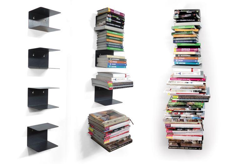 Ghost Bookshelf - http://www.dezinti.com/urunler/ronrepublicofnarcist/ronteam/ghostkitaplik-1027