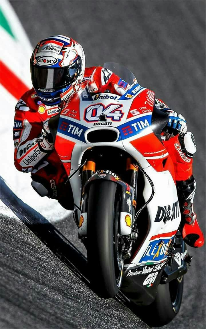 Andrea Dovizioso - Team Ducati