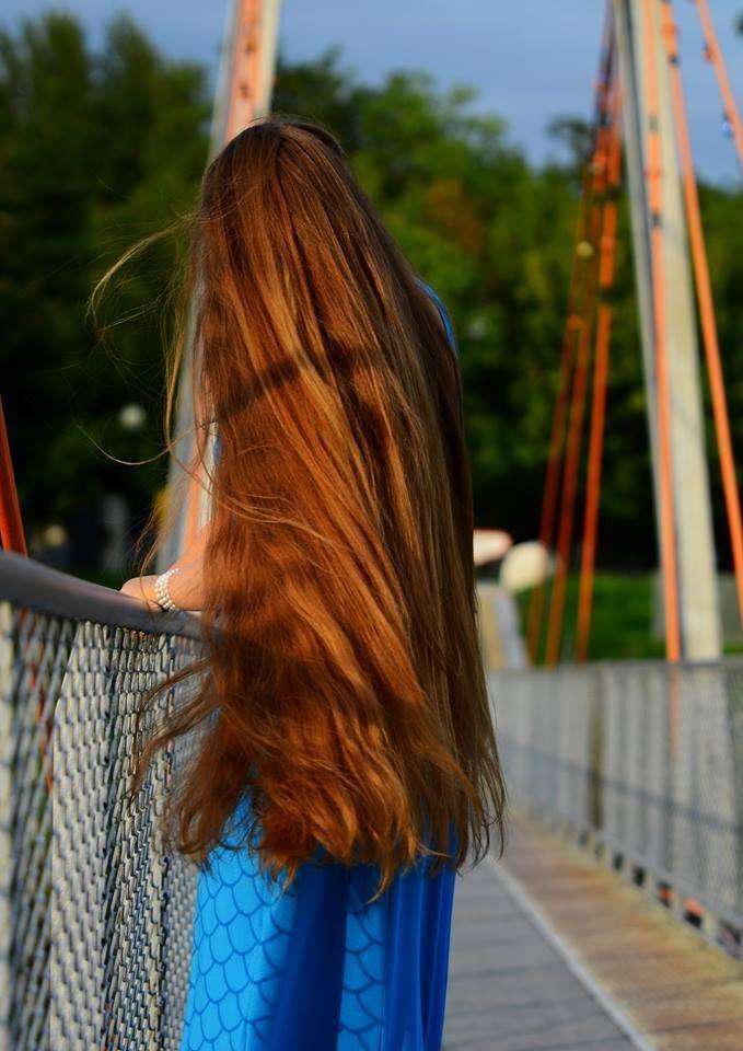 This is pretty much what Anna's hair looks like, So pretty!!1