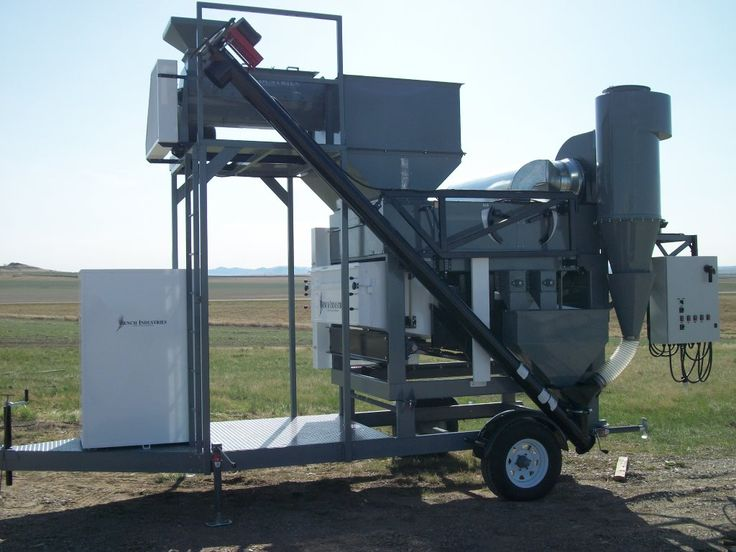 Grain Cleaning Seed Cleaning Cleaning Equipment Cleaning Marketing
