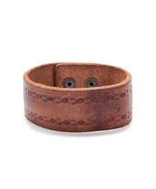 RE - 30235 Bracelet Mid Brown