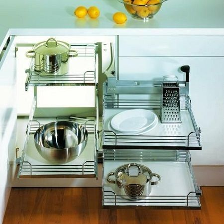 кухонные корзины для шкафа