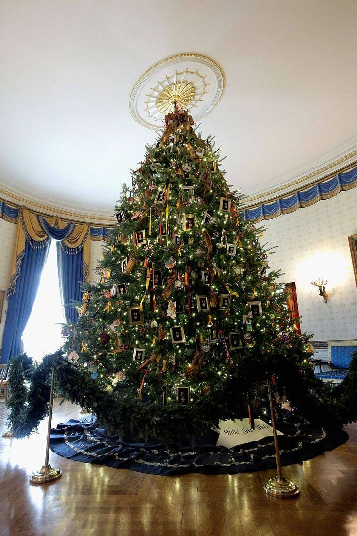 White house christmas ornaments 1993 - Find This Pin And More On Christmas White House Trees Ornaments