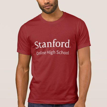 Stanford Online High School T-Shirt - click/tap to personalize and buy