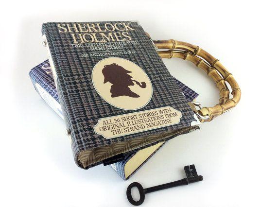 Sherlock Holmes Handbag Sir Arthur Conan Doyle Sherlock