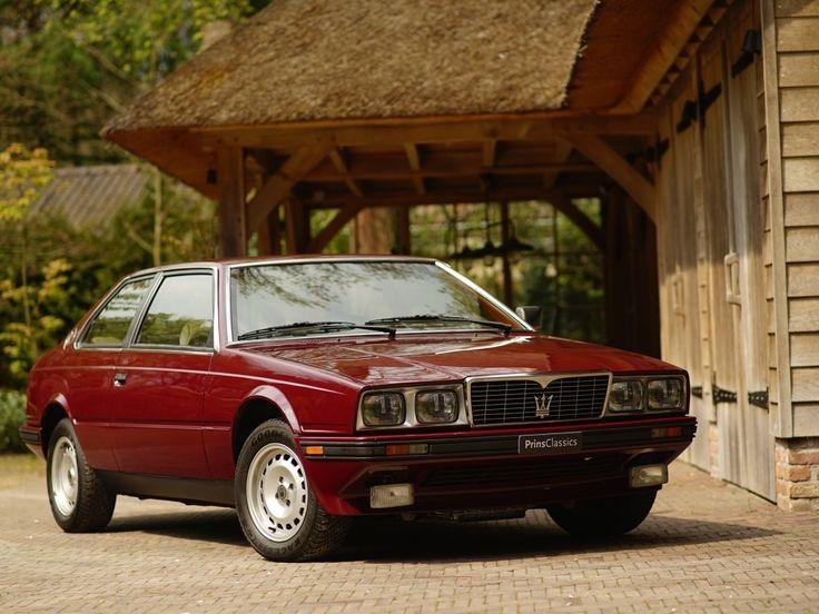 1984 Maserati BiTurbo | Classic Driver Market
