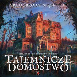 Tajemnicze Domostwo társasjáték - Szellemlovas társasjáték webshop