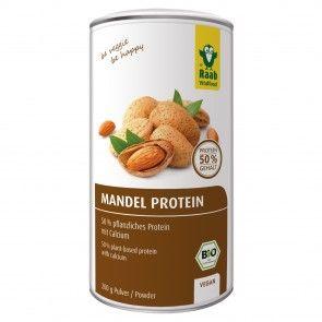 Bio Mandel Protein von Raab Vitalfood 200g