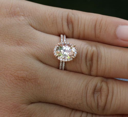 50 best images about The Ring on Pinterest | Rose gold, Oval ...