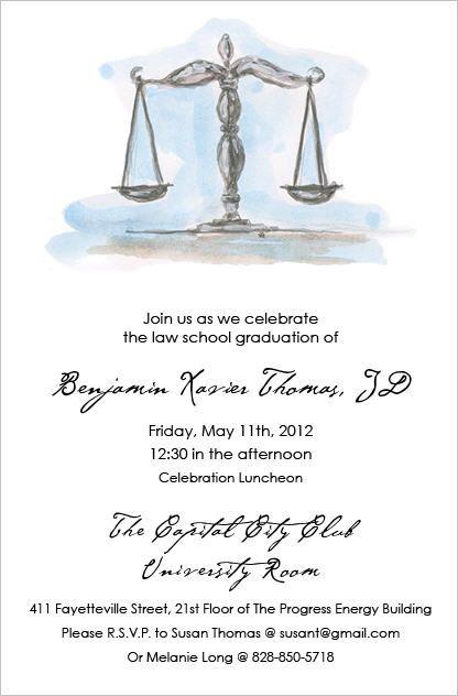 Scales Of Justice Invitations By Vg Designs Invitation Box