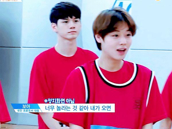 Ong Seungwoo, Park Jihoon, Park Woojin