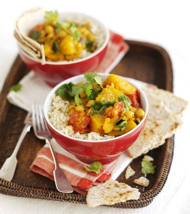 Jednoduché dýňové curry, Foto: isifa.com